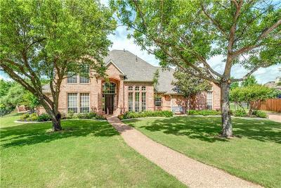 Southlake TX Single Family Home For Sale: $750,000