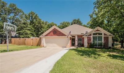Azle Single Family Home For Sale: 1121 Carpenter Street