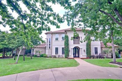 Keller Single Family Home For Sale: 1309 Chimney Rock Drive