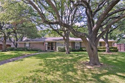 Dallas, Fort Worth Single Family Home For Sale: 5746 Melshire Drive