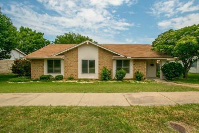 Carrollton Single Family Home For Sale: 2127 Placid Drive