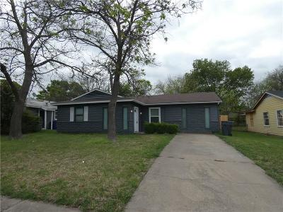 Dallas Single Family Home For Sale: 710 Emberwood Drive