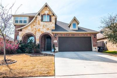 Fort Worth Single Family Home For Sale: 4317 Summersweet Lane