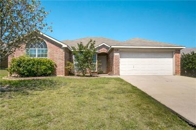 Mansfield Single Family Home For Sale: 1714 Country Crest Lane