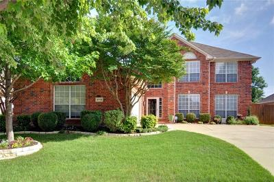 Fort Worth Single Family Home For Sale: 4713 Eagle Trace