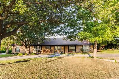 Frisco Single Family Home For Sale: 9750 Dogwood Street