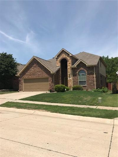 McKinney Single Family Home For Sale: 609 Crystal Falls Drive