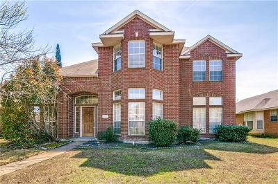 Dallas County Single Family Home For Sale: 8402 Circleview Street