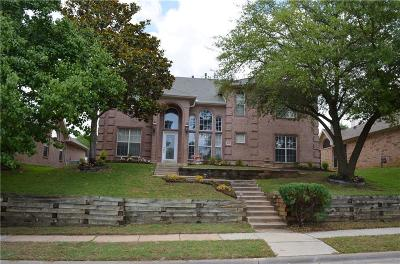 Lewisville Single Family Home For Sale: 2037 Piedmont Drive