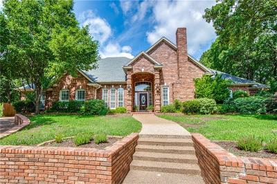 Keller Single Family Home For Sale: 728 Richmond Lane