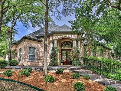 Fort Worth Single Family Home For Sale: 6316 Elm Crest Court