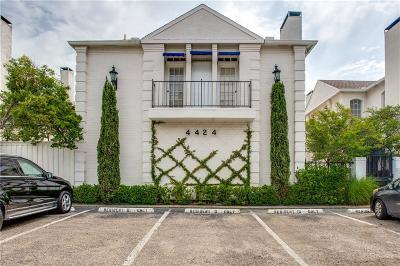 Dallas Condo For Sale: 4424 Holland Avenue #203