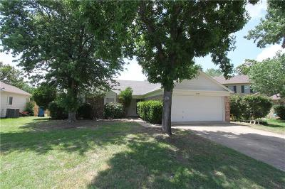 Flower Mound Single Family Home For Sale: 5423 Luttrell Court