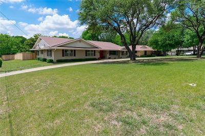 Richardson Single Family Home For Sale: 834 Belt Line Plaza