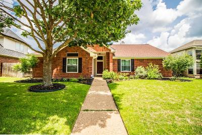 Allen Single Family Home Active Contingent: 1513 Country Lane