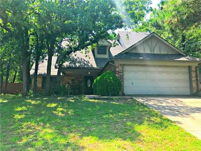 Azle Single Family Home For Sale: 801 Lake Crest Parkway