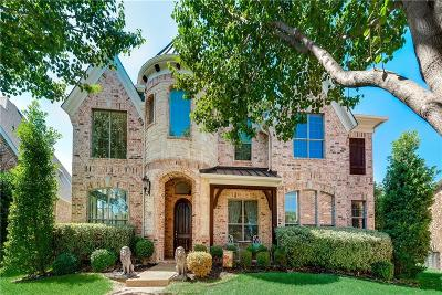 Allen Single Family Home For Sale: 1907 Wilderness Way