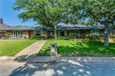 Arlington Single Family Home For Sale: 2308 Woodsong Trail