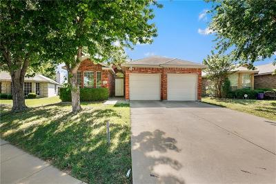 Garland Single Family Home For Sale: 1710 Rustic Lane