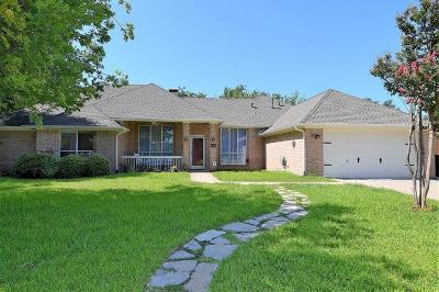 Single Family Home Active Option Contract: 6730 Winding Rose Trail