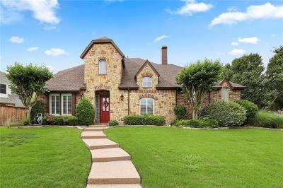 Richardson Single Family Home For Sale: 4605 Copper Mountain Lane