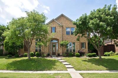 Allen Single Family Home For Sale: 1816 Harvest Glen Drive