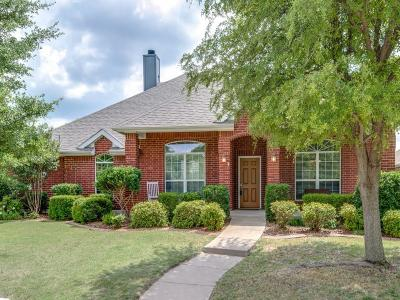 Frisco Single Family Home For Sale: 3989 Sparkling Brook Drive