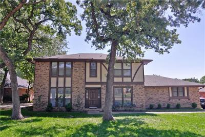 Southlake, Westlake, Trophy Club Single Family Home Active Kick Out: 318 Inverness Drive