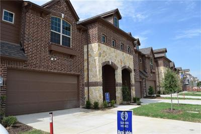 Irving Townhouse For Sale: 4411 Samarth Street