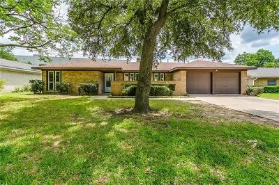 Arlington Single Family Home For Sale: 1508 Park Ridge Terrace