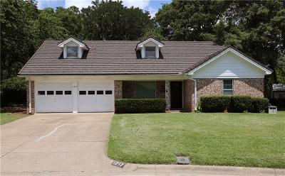 Hurst Single Family Home For Sale: 1217 Terrace Trail