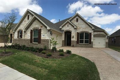 Tarrant County Single Family Home For Sale: 9104 Bronze Meadow Drive