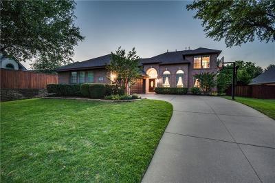 McKinney Single Family Home For Sale: 2016 Springcress Drive