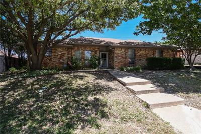 Carrollton Single Family Home For Sale: 2121 Hunters Ridge