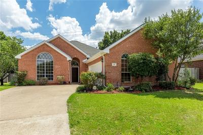 Southlake, Westlake, Trophy Club Single Family Home For Sale: 21 Cimarron Drive