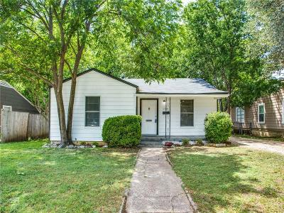 Fort Worth Single Family Home For Sale: 5004 Royal Drive