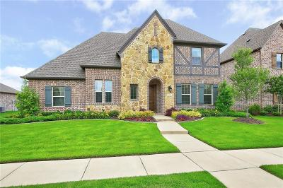 Allen Single Family Home For Sale: 873 Clear Water Drive