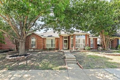 The Colony Single Family Home For Sale: 4116 Fryer Street