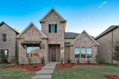 Rockwall Single Family Home For Sale: 1574 Trowbridge Circle