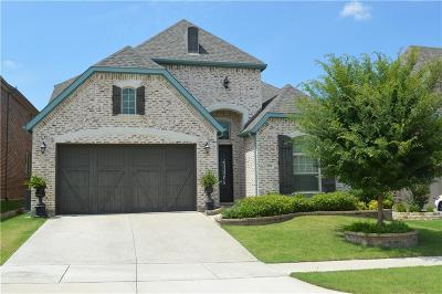 McKinney Single Family Home Active Option Contract: 2716 Albany Drive