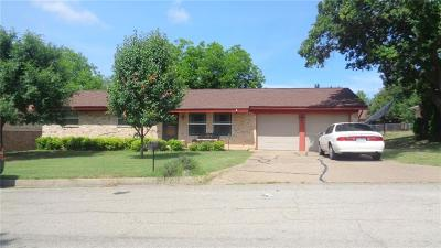 Mineral Wells Single Family Home For Sale: 1802 26th Avenue