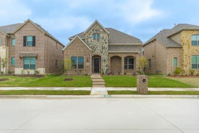 Rockwall Single Family Home For Sale: 1614 Mannheim Drive