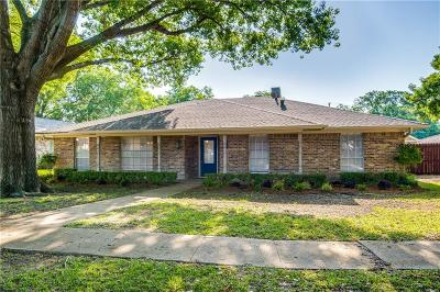 McKinney Single Family Home For Sale: 322 Westpark Drive N