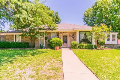 Grand Prairie Single Family Home For Sale: 3630 Park Ridge Drive