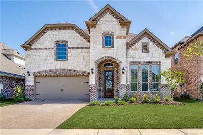 Prosper Single Family Home For Sale: 16021 Gladewater Terrace