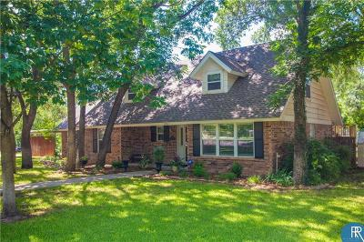 Brownwood Single Family Home Active Option Contract: 200 Quail Run