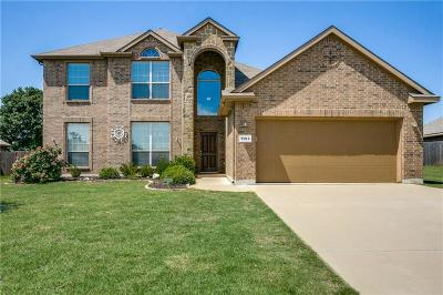 Kennedale Single Family Home For Sale: 1103 Jake Circle