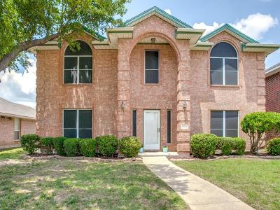 Wylie Single Family Home For Sale: 806 Andersonville Lane