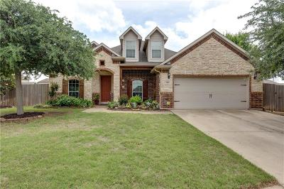 Mansfield Single Family Home For Sale: 1306 Dondi Court