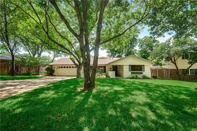 Benbrook Single Family Home For Sale: 4109 Springbranch Drive